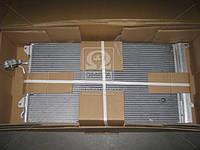 Конденсор кондиционера TOUAREG/CAYENNE ALL 02- (Van Wezel) 58005244