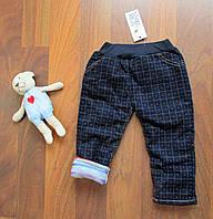 Утепленные штаны детские для мальчика