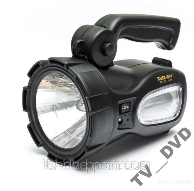 Ліхтар акумуляторний світильник ZUKE 2126 ХІТ!!!