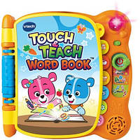 Интерактивная книжечка Мои первые слова (англ.), VTech США