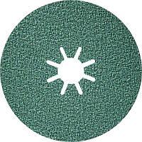Фибровый диск Bocsh Best for Metal керамический корунд Ø125 K80