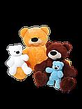 Мягкая игрушка Медведь Бублик, фото 2