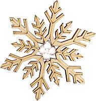 F-039 Набор новогоднее украшение из фанеры Зимние фантазии