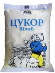 Цукор білий 1кг ( 20кг/міш)