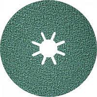 Фибровый диск Bocsh Best for Metal керамический корунд Ø125 K120
