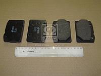 Колодка торм. LADA 1200-1600 -84, 2101-2107 передн. (пр-во REMSA) 0080.00