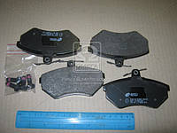 Колодка торм. AUDI 80, VW CADDY, GOLF, PASSAT передн. (пр-во REMSA) 0134.40