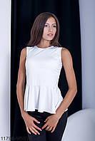 Жіноча блузка Verbena (11795-WHITE)