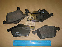 Колодка торм. AUDI A4, A6, SKODA SUPERB, VW PASSAT передн. (пр-во REMSA) 0390.22