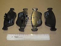 Колодка торм. MB C-CLASS (W202), CLK (C208) передн. (пр-во REMSA) 0586.00