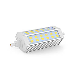 Лампа світлодіодна лінійна LL-36 10W R7s 4000K алюм. корп., пл.база A-LL-0647