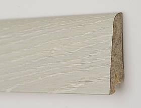Плінтус дерев'яний (шпон) Kluchuk Neo Plinth Дуб крижаний 100х19х2200 мм.