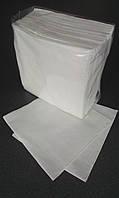 Салфетка барная белая двухслойная. 100 листов.