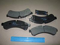 Колодка торм. IVECO DAILY III 60C, 65C ALL MODELS 05/06- задн. (пр-во REMSA) 1339.00