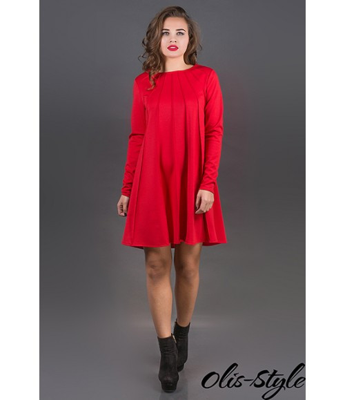 Платье Ситти (красный)