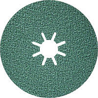 Фибровый диск Bocsh Best for INOX керамический корунд Ø125 K100