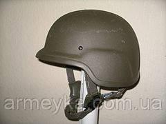 Кевларовый шлем GAllet, класс III-A. ВС Франции, оригинал.