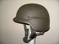 Кевларовый шлем GAllet, класс III-A. ВС Франции, оригинал., фото 1