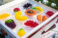 Мармелад  фруктовый Люкс в новогодней упаковке (Игрис) 237г