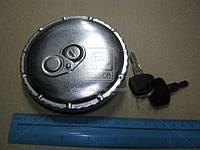 Крышка бака топл. (цинк)  80 мм (с ключем) (RIDER) RD19-65-232