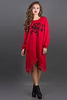 Платье  Olis Style Бланк (44-52)