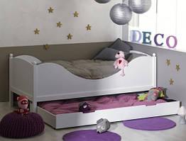 Кровать для подростка Junior Provence Chambre Color Blanc