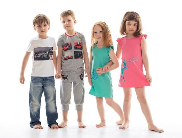 Детская одежда и обувь