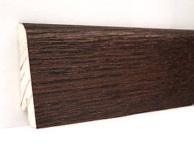 Плінтус дерев'яний (шпон) Kluchuk Neo Plinth Дуб коньяк 100х19х2200 мм.