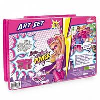 Детский набор для творчества Starpak Барби супер принцесса