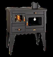 Печь на дровах с духовкой Prity 1 PM L