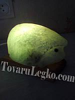 Солевой подсвечник - Ежик (2 кг)