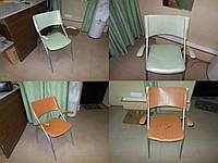 Перетяжка мебели. Обивка стульев для кухни