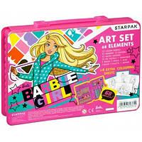 Детский набор для творчества Starpak девушка Барби