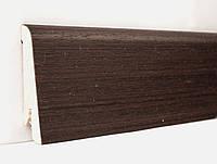 Плинтус деревянный (шпон) Kluchuk Neo Plinth Венге 100х19х2200 мм.