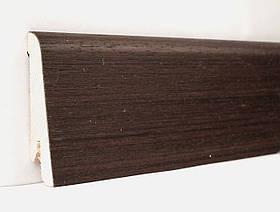 Плінтус дерев'яний (шпон) Kluchuk Neo Plinth Венге 100х19х2200 мм.