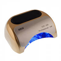 LED+CCFL Гібридна лампа (Золота) 48 Вт