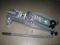 Домкрат подкатной, 2,5т., Н=140/385 12кг  ARM-08