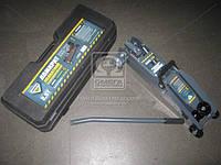 Домкрат подкатной, 2,5т. пластик, Н=140/385 12кг  ARM-08PVC