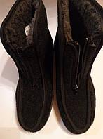 Ботиночки войлочные мужские р.45, фото 1