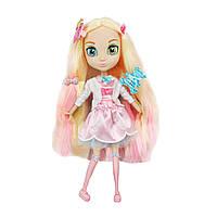 Кукла SHIBAJUKU S1 - ШИЗУКА (33 см, 6 точек артикуляции, с аксессуарами)