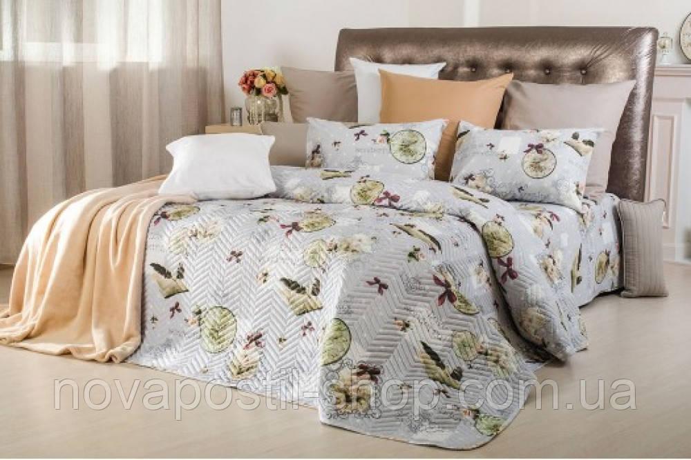Комплект Часы: постельное белье и одеяло