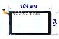 Тачскрин, сенсор Digma HIT 4G, Irbis TZ70 планшета XC-PG0700-133-A0-FPC