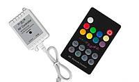 Контроллер RF RGB 6A 18 buttons (Audio)