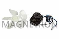 Двигатель вентилятора F61-12 и крыльчатка для холодильника Indesit C00174705