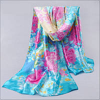 Нежный красочный шарфик. Женский стильный и модный аксесуар. Отличное качество. Низкая цена. Код: КГ16