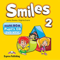 Smiles 2 multi-ROM (Pupil's Audio CD / DVD Video PAL)