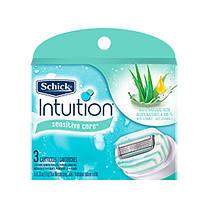 Schick Intuition Sensitive Care Refills сменные картриджи