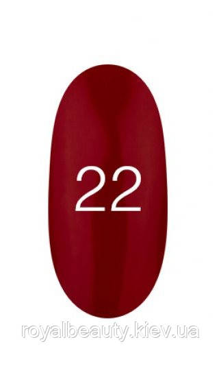 Гель-Краска Kodi professional № 22 (5 гр).