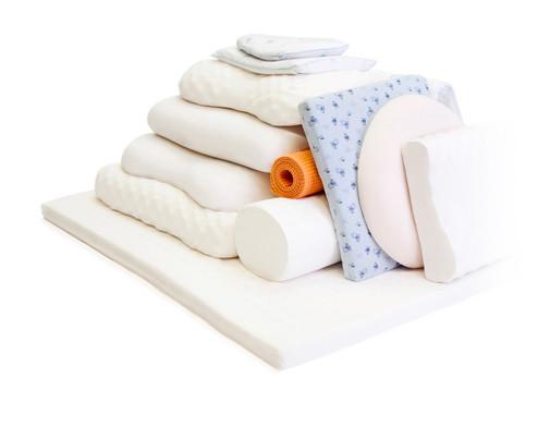 Ортопедичні подушки та матраци