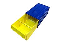 Перегородка разделительная поперечная для модульного лотка